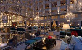 Luxurious Trump Hotel