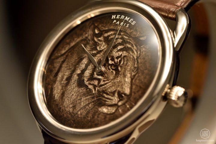 hermes-arceau-tigre-watch-is-something-never-seen-before2 watch Hermès Arceau Tigre Watch is Something Never Seen Before Herm s Arceau Tigre Watch is Something Never Seen Before2