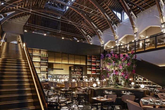 3-9 restaurant German Gymnasium is the  Most Beautiful London Restaurant 3 9