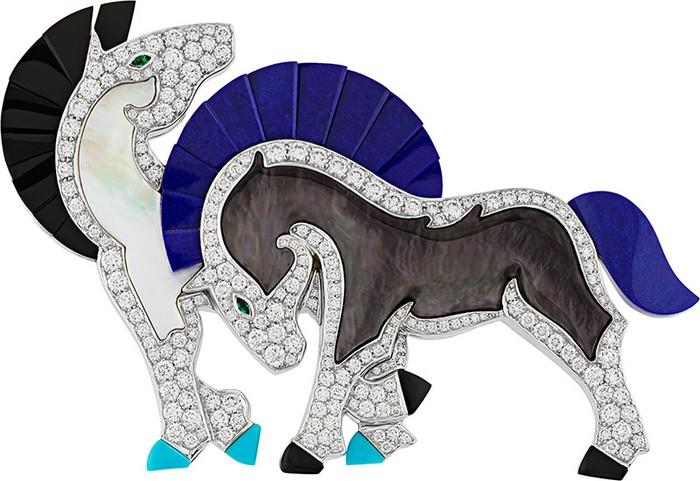 l-arche-de-noe-raconteepar-van-cleef-arpels jewelry L'Arche De Noé Racontée Par Van Cleef & Arpels jewelry colletion L Arche De Noe RaconteePar Van Cleef Arpels