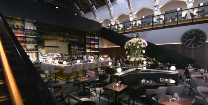 the-making-of-german-gymnasium restaurant German Gymnasium is the  Most Beautiful London Restaurant the making of german gymnasium