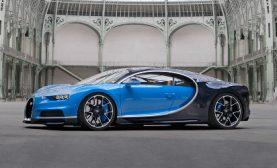 Get To Know Bugatti Chiron Luxury Car