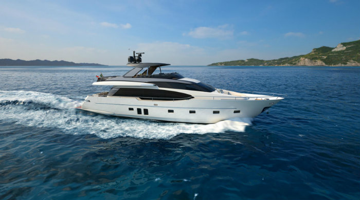 1724 Sanlorenzo Discover the stunning Sanlorenzo Yacht 1724