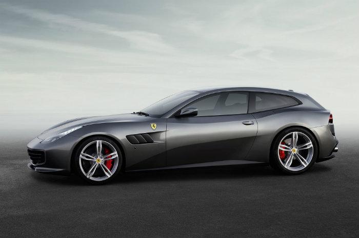 Ferrari 2017 Revelation – Ferrari GTC4Lusso 2017 Ferrari GTC4Lusso front three quarter2