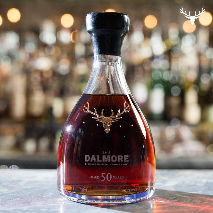 C2TIi98XUAAidwc the dalmore The Dalmore Celebrate Richard Paterson's 50th Year With Special Single Malt C2TIi98XUAAidwc