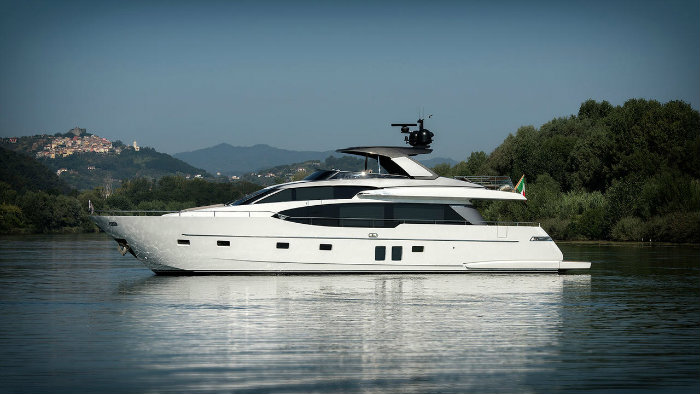 Sanlorenzo Discover the stunning Sanlorenzo Yacht QjfcYoTISQOM0srGRcCS first Sanlorenzo SL78 motor yacht launched