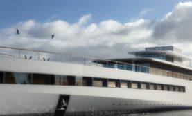 Take a look inside Steve Jobs' Luxury Yacht