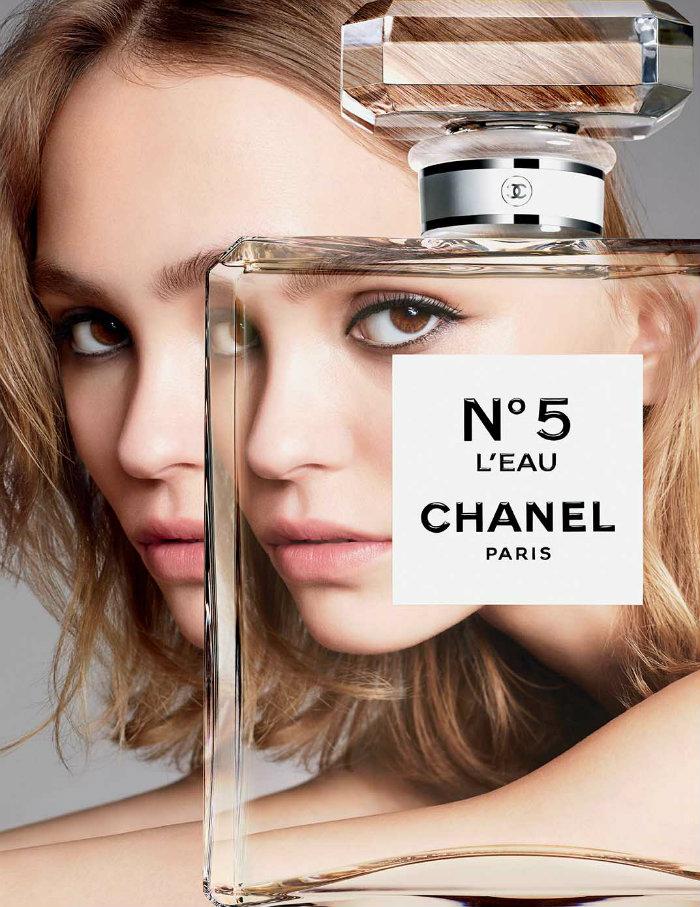 The New Chanel nº5 The New Chanel nº5 The New Chanel nº5 o
