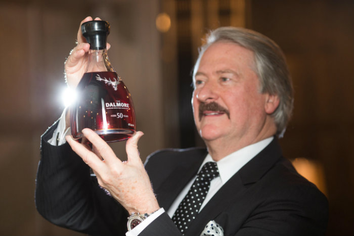 the dalmore the dalmore The Dalmore Celebrate Richard Paterson's 50th Year With Special Single Malt the dalmore 50 with master distiller richard paterson 13 HR