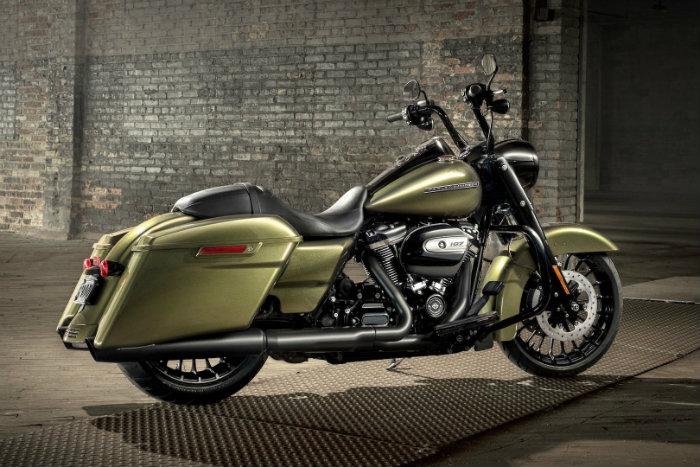 Harley Davidson Harley Davidson Road King Special  By Harley Davidson 2017 harley davidson road king special debuts exclusive interview 1