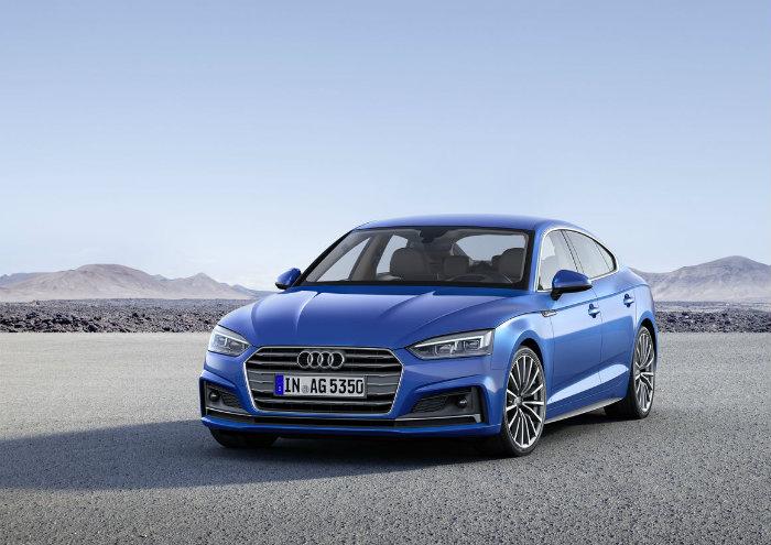 Audi A5 Sportback Audi A5 Sportback New Audi A5 Sportback A169130 full