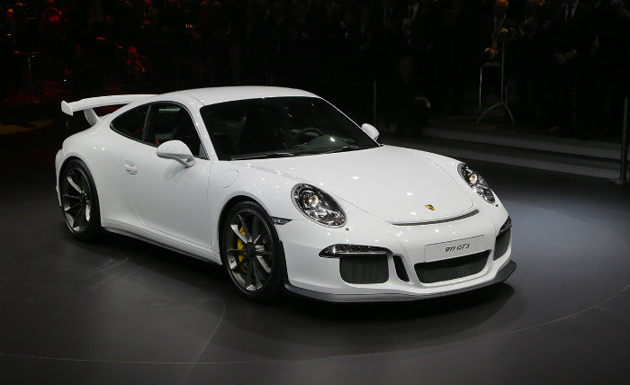 Flacht Flacht Porsche 911 GT3 – Born in Flacht A25Q4422