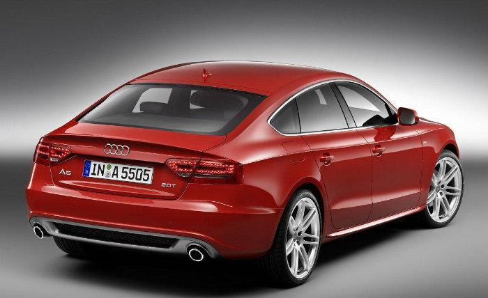 Audi A5 Sportback Audi A5 Sportback New Audi A5 Sportback audi a5 sportback 0609 11