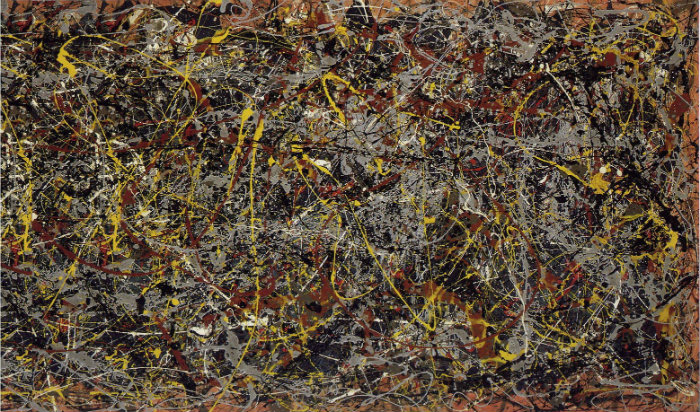 Expensive Expensive Top 5 Most Expensive Paintings in the World jackson pollock no 5 1948 1363292298 org