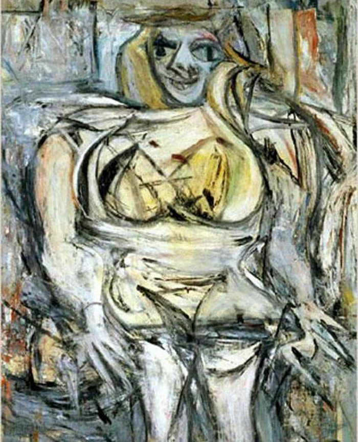 Expensive Expensive Top 5 Most Expensive Paintings in the World willem de kooning 1 woman iii