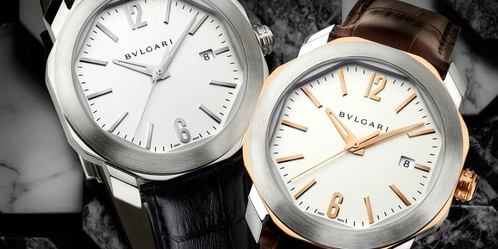 Luxury Timepiece: Bulgari Octo Roma