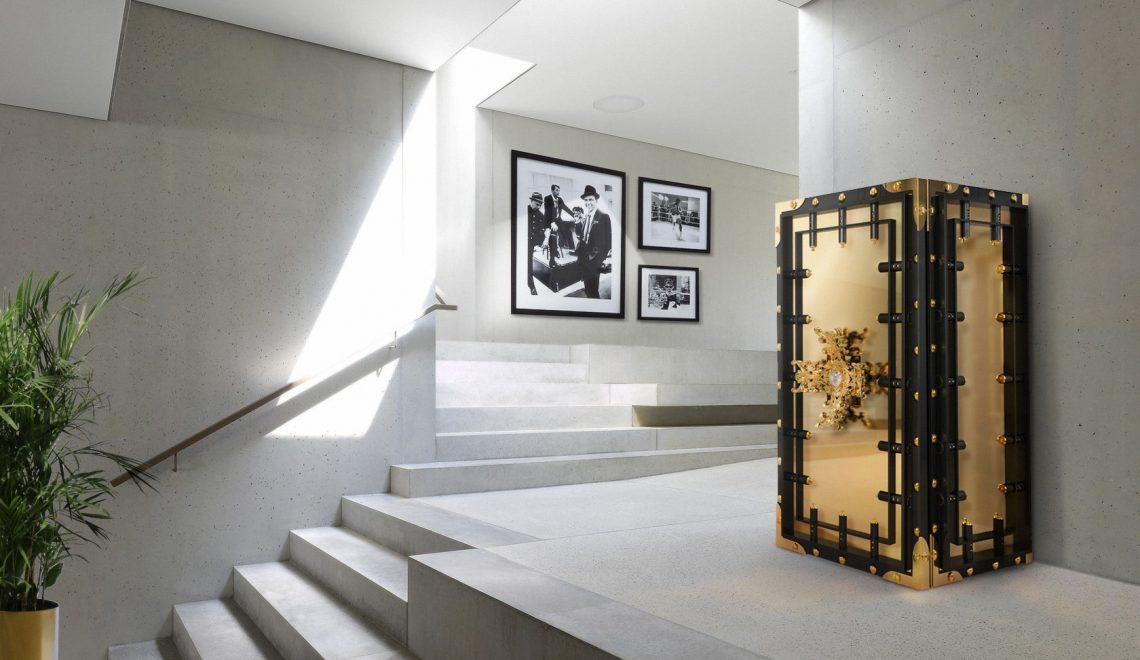 Knox Luxury Safe – An Exquisite Design Piece