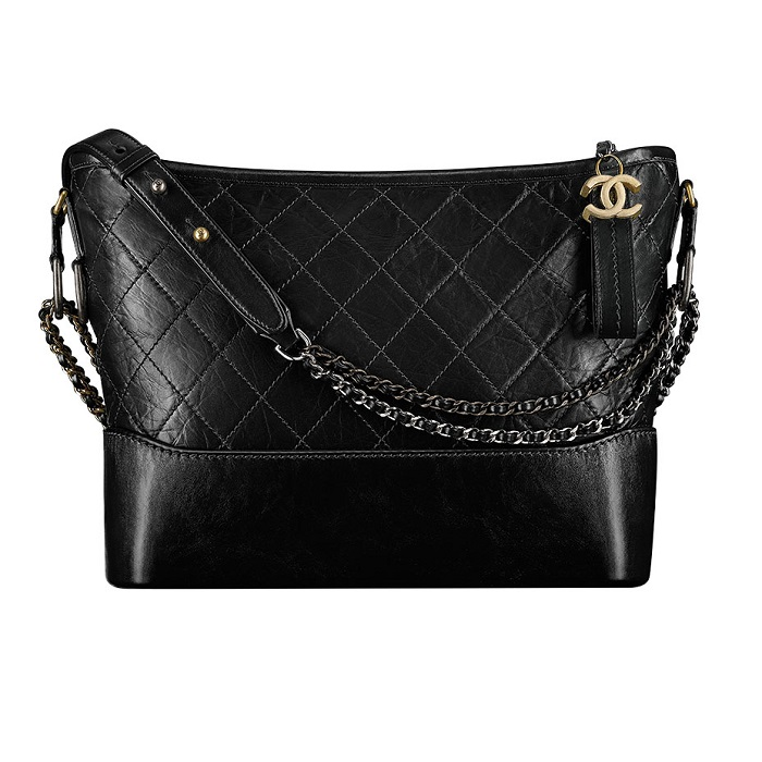 595a2b121f64de Chanel Pharrell Williams in the new Gabrielle by Chanel 07 a93824 y61477  94305 blackleather chanels gabrielle
