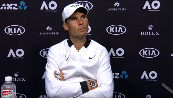 Richard Mille Watch of a Champion: Richard Mille teams up with Raphael Nadal 2017 Aus Open Press RM 02