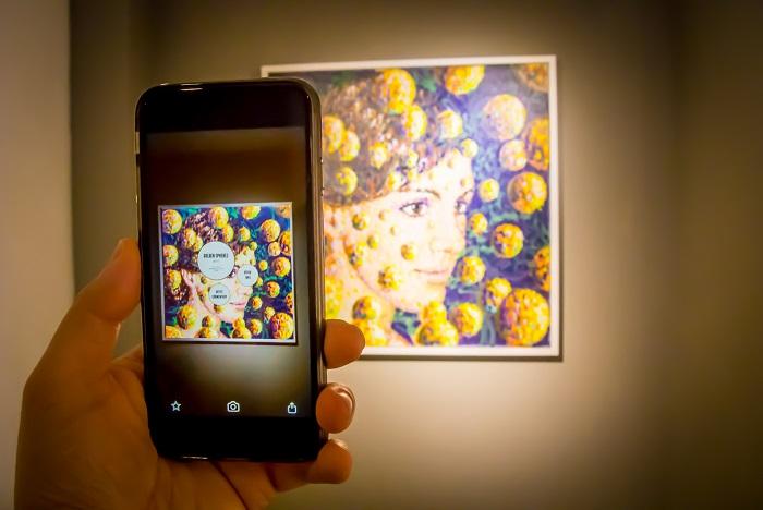 Modern Technology modern technology When Modern Technology Meets Art DSC 0922 12
