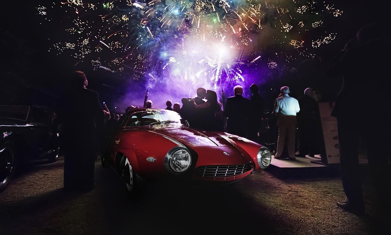 Sneak Peak: Car Convention d'Eleganza in Italy