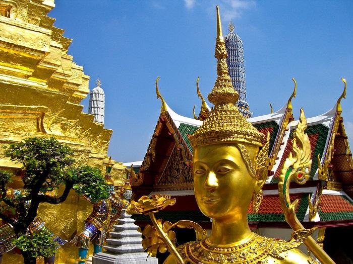 asia Discover Asia Top Vacation Spots bangkok2