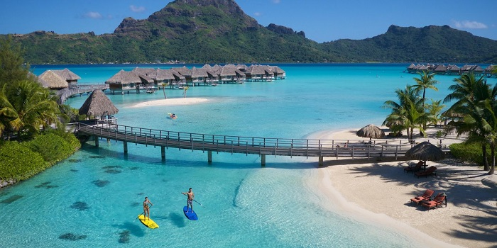 The Ultimate Guide Of Luxury Beaches and Islands the ultimate guide The Ultimate Guide Of Luxury Beaches and Islands intercontinental bora bora 4001642011