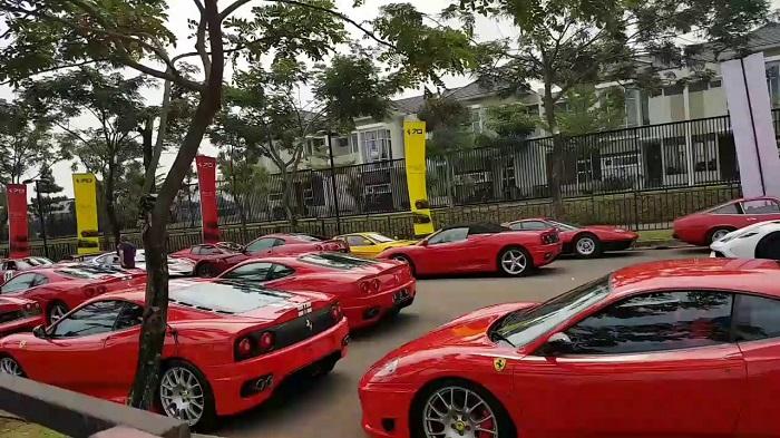 ferrari Ferrari Ferrari Festival in Jakarta maxresdefault