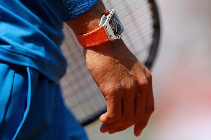 Richard Mille Watch of a Champion: Richard Mille teams up with Raphael Nadal senatus C9N9Us