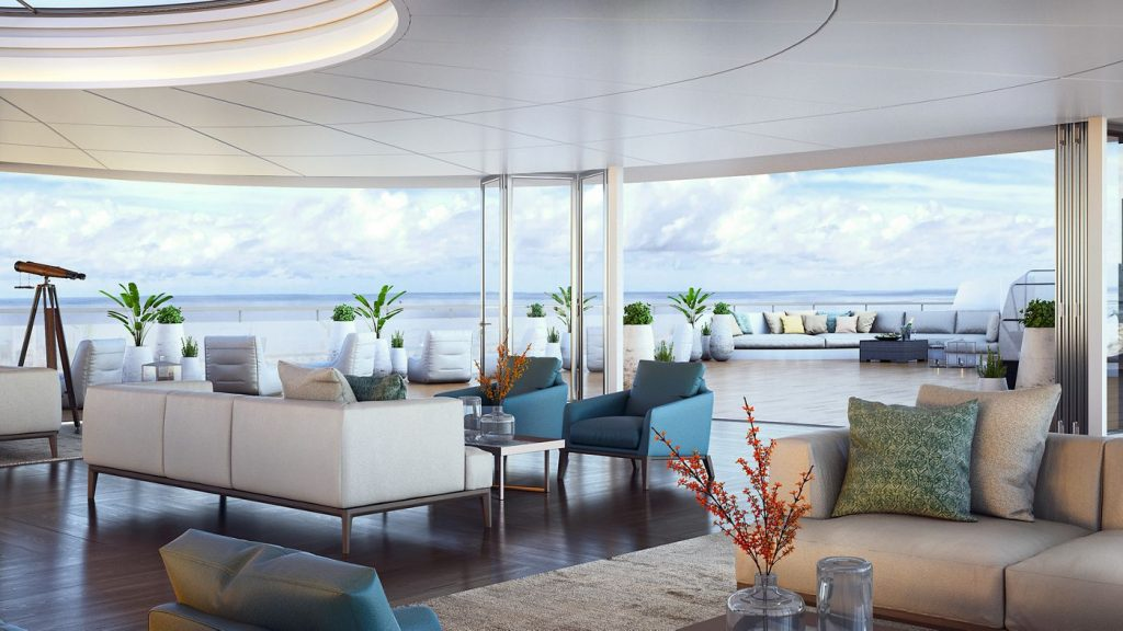The Ritz-Carlton Luxury Yachts Collection luxury yachts The Ritz-Carlton Luxury Yachts Collection Observation Lounge1