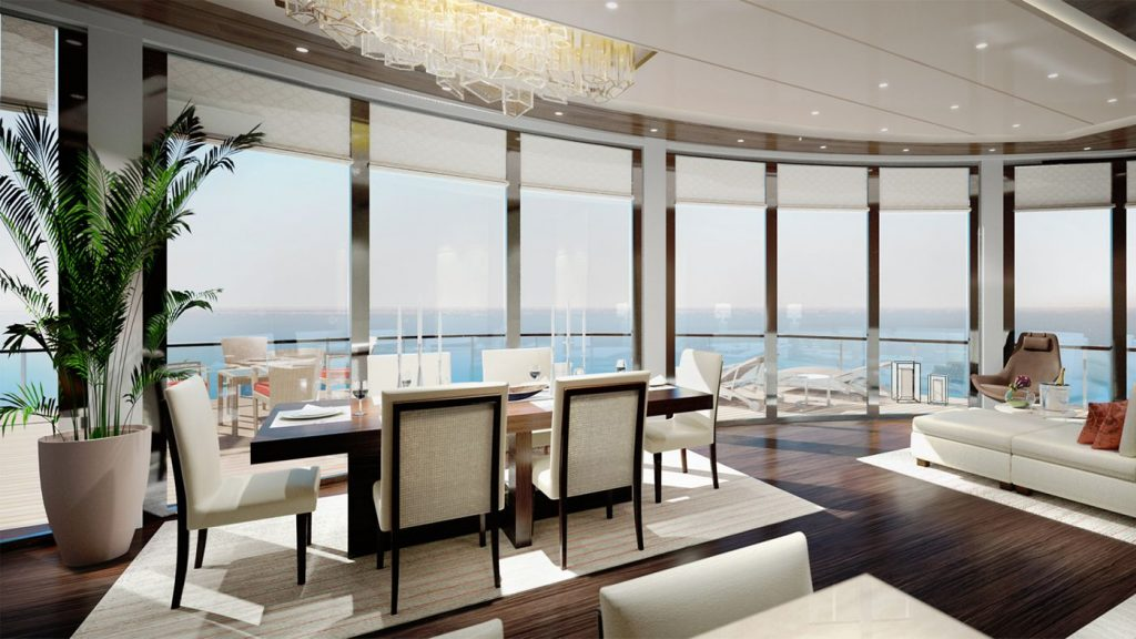 The Ritz-Carlton Luxury Yachts Collection luxury yachts The Ritz-Carlton Luxury Yachts Collection Owners suite1