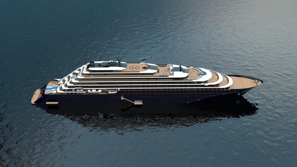 The Ritz-Carlton Luxury Yachts Collection luxury yachts The Ritz-Carlton Luxury Yachts Collection RCYC Exteriors Visual 11