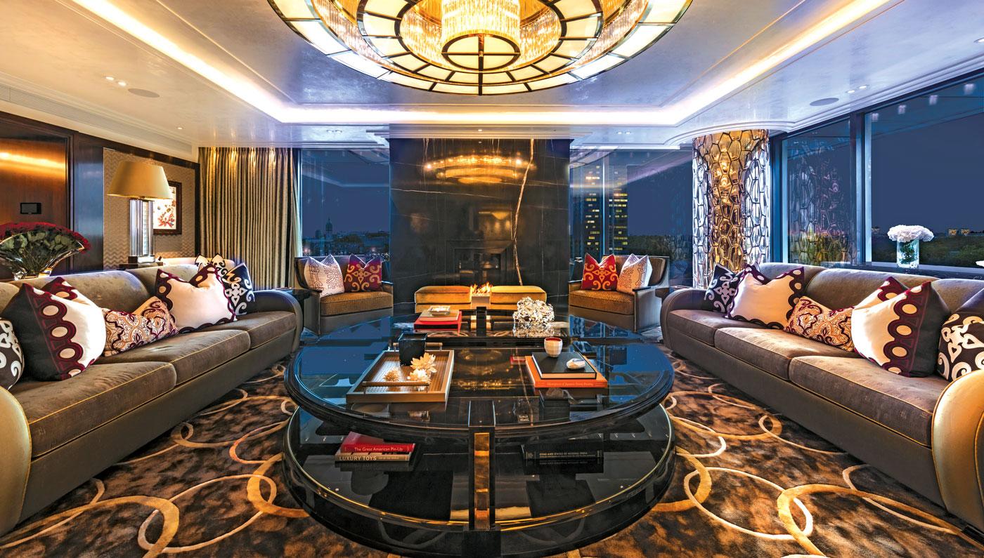 Sneak Peek: Inside a Bespoke London Penthouse