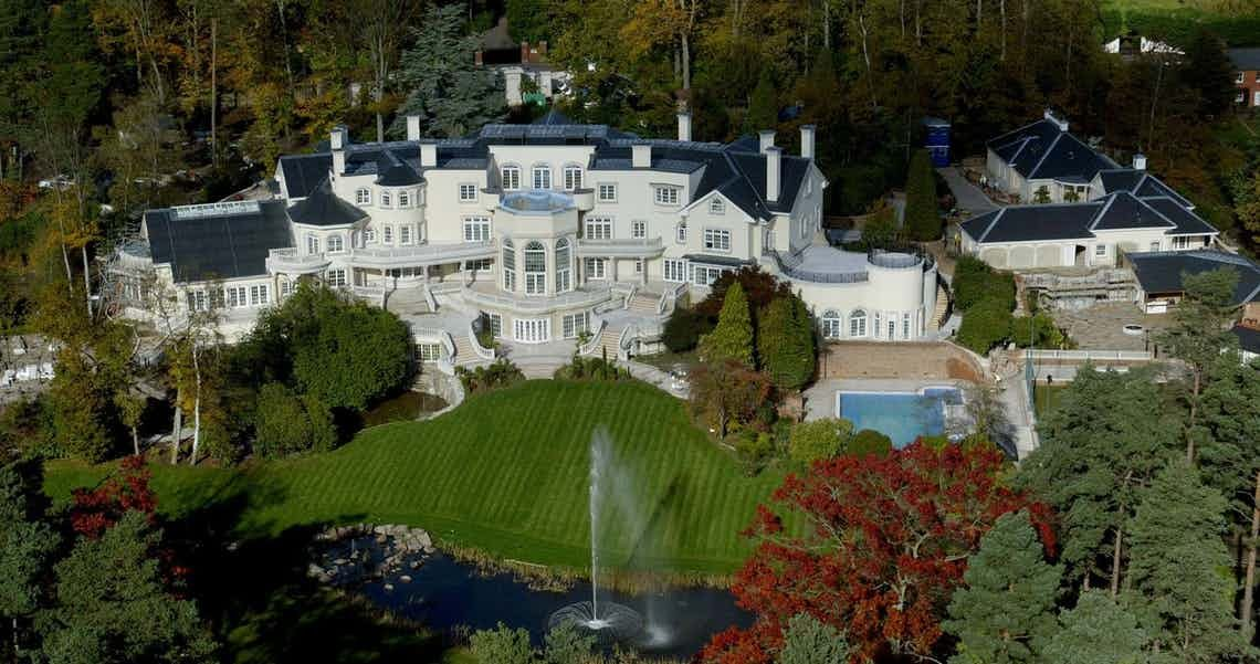 The Most Expensive European Homes