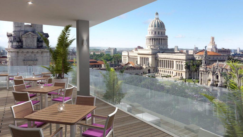 luxury hotel Havana's First New Five Stars Luxury Hotel Gran Hotel Manzana 9