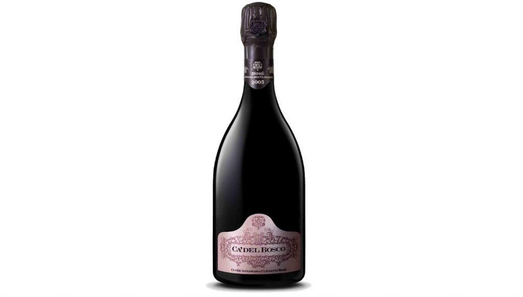 10 Best Sparkling Wines sparkling wines 10 Best Sparkling Wines ca del bosco annamaria clementi rose 2005 cofanetto1