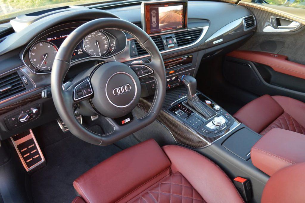 audi Sneak Peek: Audi S7 vs. Tesla Model S 90D 051