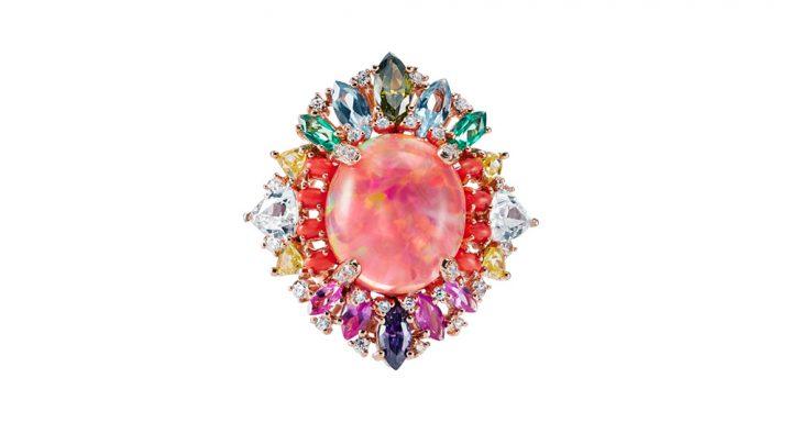 pink Fall season: Pink Jewelry Designs 1 4