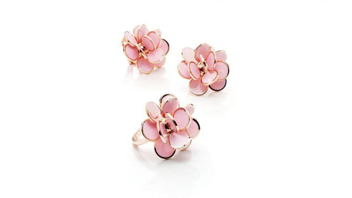 pink Fall season: Pink Jewelry Designs 3 4