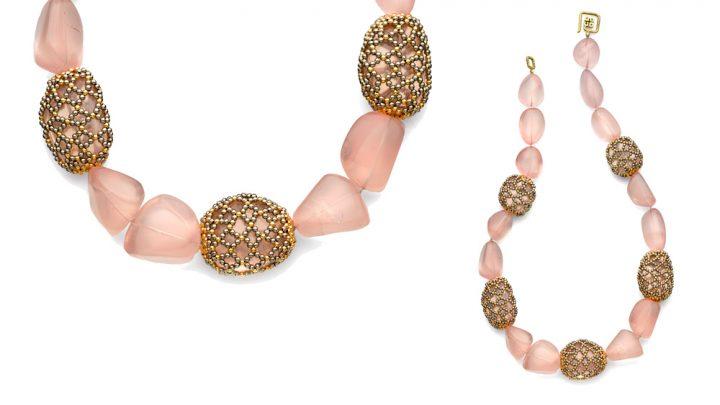 pink Fall season: Pink Jewelry Designs 4 4