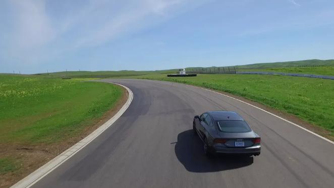 audi Sneak Peek: Audi S7 vs. Tesla Model S 90D 96f8ed87600542fb6f117
