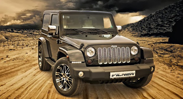 Luxury Cars luxury cars Top Luxury Cars Women Are Most Attracted To Jeep Wrangler