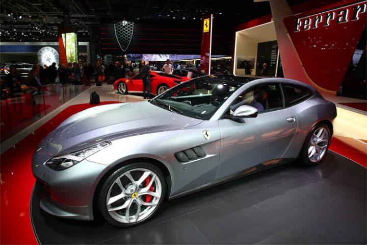 Sneak Peek: Ferrari GTC4Lusso ferrari gtc4lusso Ferrari Unveils the New GTC4 Lusso Ferrari GTC4Lusso