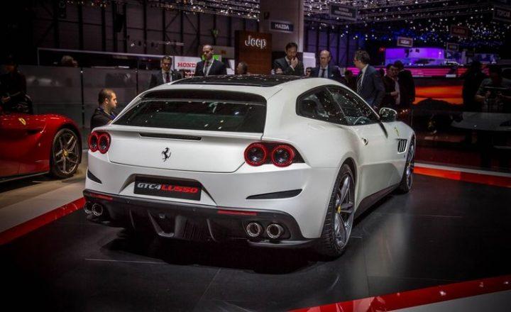 Sneak Peek: Ferrari GTC4Lusso ferrari gtc4lusso Ferrari Unveils the New GTC4 Lusso Ferrari GTC4Lusso2