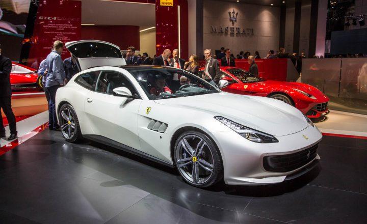 Sneak Peek: Ferrari GTC4Lusso ferrari gtc4lusso Ferrari Unveils the New GTC4 Lusso Ferrari GTC4Lusso3