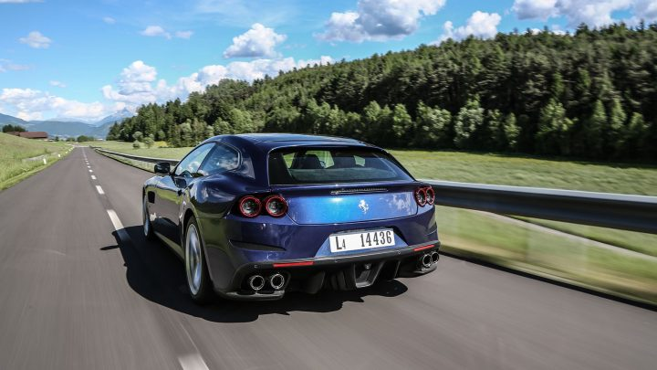 ferrari gtc4lusso Ferrari Unveils the New GTC4 Lusso Ferrari GTC4Lusso7