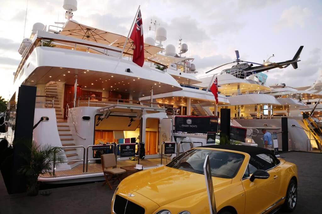 fort lauderdale international boat show Sneak Peek: Fort Lauderdale International Boat Show Fort Lauderdale Boat Show 1 1 1024x683