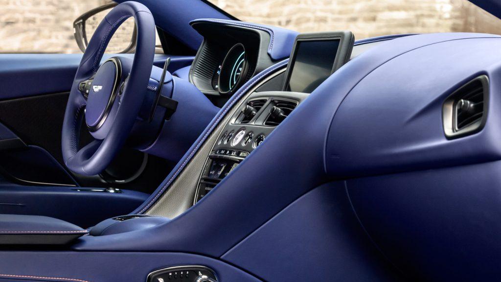 Aston Martin Unveils the New Aston Martin DB 11 V8 aston martin db 11 Aston Martin Unveils the New Aston Martin DB 11 V8 v8 powered db11 061 1024x576