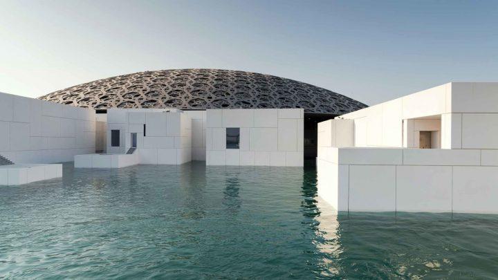 Louvre Abu Dhabi Sneak Peek: Louvre Abu Dhabi 171112 sykes abu dhabi louvre hero2 wrsvsp