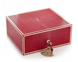 jewelry cases 25 Coveted Jewelry Cases EVA by Katherine Pooley